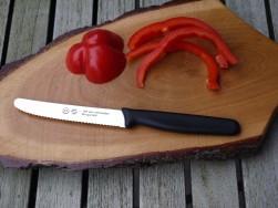 3205-SW Brötchenmesser inkl. Logo auf der Klinge